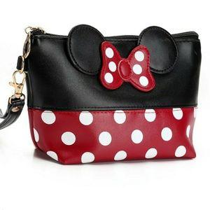 Mickey mouse makeup bag